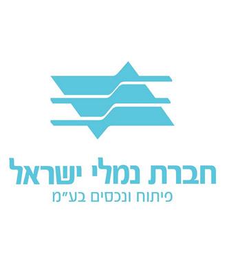 לוגו חברת נמלי ישראל